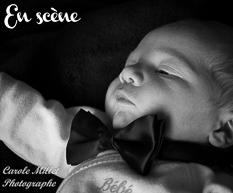 Mise en scène de bébé